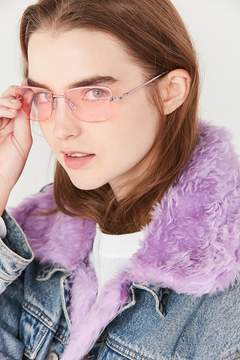 Urban Outfitters Like It's 1999 Square Sunglasses