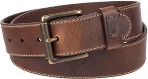 Levi's Levis Men's Double-Grommet Leather Belt
