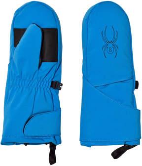 Spyder Blue Baby Cubby Ski Mitten