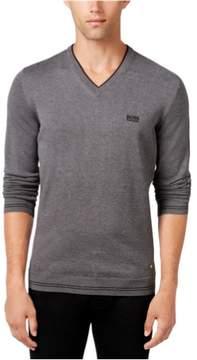HUGO BOSS Mens Knit Pullover Sweater