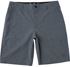 RVCA All The Way Hybrid Short - Boys'