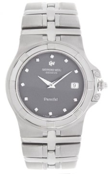 Raymond Weil Parsifal 9591 Stainless Steel 35mm Mens Watch