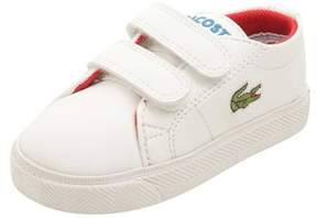 Lacoste Infant Marcel Adv Sneakers In White.