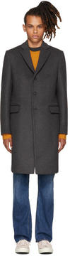 Acne Studios Grey Gavin Coat