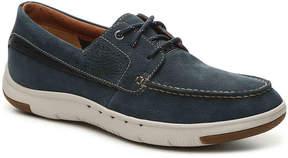 Clarks Men's Unstructured Unmaslow Edge Boat Shoe