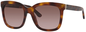 Safilo USA BOSS 0716 Rectangle Sunglasses