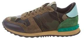 Valentino Rockrunner Trainer Sneakers