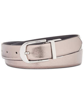 INC International Concepts I.n.c. Reversible Belt, Created for Macy's