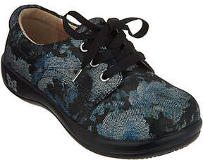 Alegria As Is Leather Lace-up Shoes - Kimi