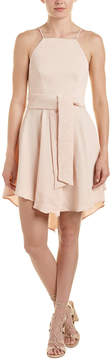 C/Meo Collective Do It Right Halter Shift Dress