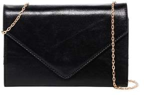 Urban Expressions Daze Vegan Leather Envelope Clutch