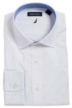 Nautica Classic-Fit Cotton Dress Shirt