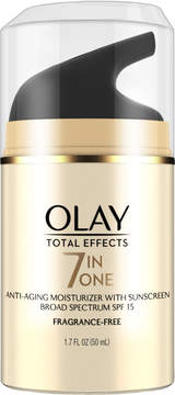 Olay Total Effects Fragrance Free Moisturizer with SPF 15