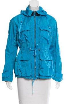 ADD Hooded Windbreaker Jacket w/ Tags