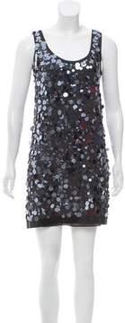 DKNY Sequin Mini Dress
