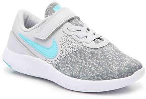 Nike Girls Flex Contact Toddler & Youth Sneaker