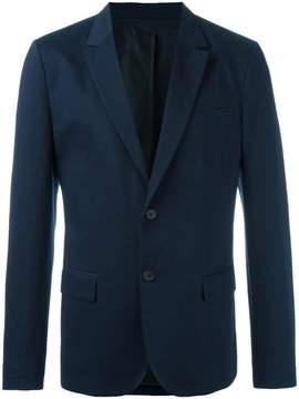 Ami Alexandre Mattiussi lined 2 button jacket