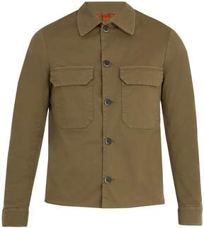 Barena VENEZIA Patch-pocket stretch-cotton twill jacket