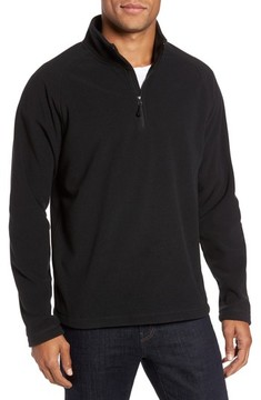 Nordstrom Men's Quarter Zip Fleece Pullover