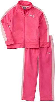 Puma Girls' 2Pc Jacket & Pant Set