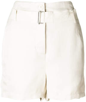 Ann Demeulemeester high-waisted tailored shorts