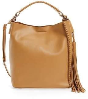 AllSaints Mini Pearl Leather Hobo