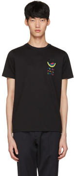 Paul Smith Black Watermelon T-Shirt