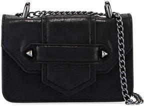 Botkier Casey Leather Chain Crossbody Bag (Gunmetal Hardware)