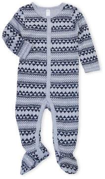Petit Lem Newborn/Infant Boys) Thermal Footie