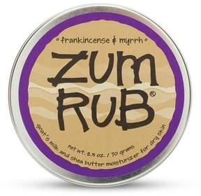 Indigo Wild Frankincense & Myrrh Zum Rub by 2.5oz Tin)