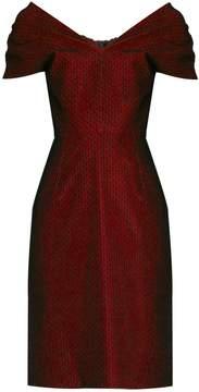 Emilio De La Morena Tamara off-the-shoulder dress