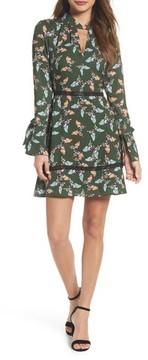 Adelyn Rae Women's Odessa Fit & Flare Dress