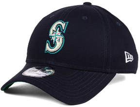 New Era Seattle Mariners Banner Patch 9FORTY Cap