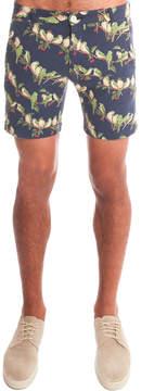 Remi Relief Bird Motif Shorts