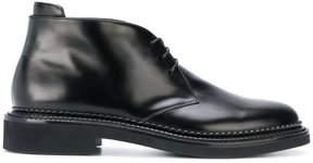 Giorgio Armani desert boots