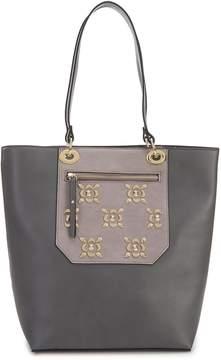 Kate Landry Vale Studded Tote Bag