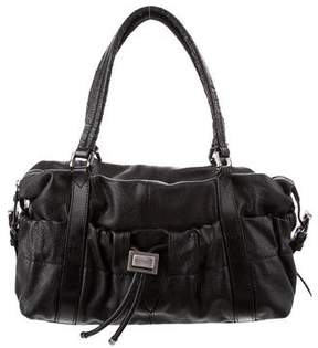 Burberry Textured Leather Bag