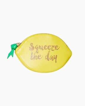 Squeeze The Day Coin Purse