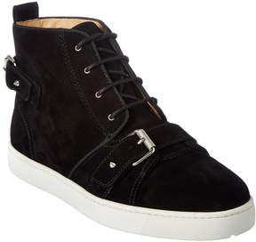 Christian Louboutin Nono Suede Sneaker