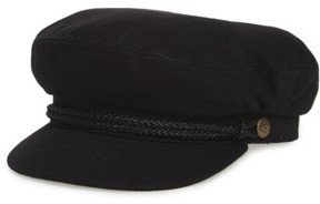 Brixton Women's Fiddler Cap - Black