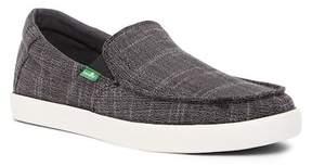 Sanuk Sideline Linen Slip-On Sneaker
