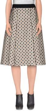 Fausto Puglisi 3/4 length skirts