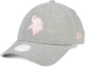 New Era Women's Minnesota Vikings Custom Pink Pop 9TWENTY Cap