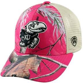 Top of the World Adult Kansas Jayhawks Doe Camo Adjustable Cap