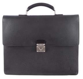 Louis Vuitton Taiga Robusto Briefcase