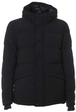Rossignol Men's Black Polyester Outerwear Jacket.
