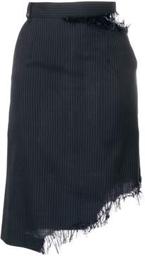 Facetasm skirt with stripes