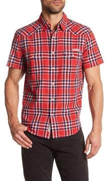 Lucky Brand Western Short Sleeve Shirt