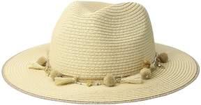 Echo Corella Panama Caps