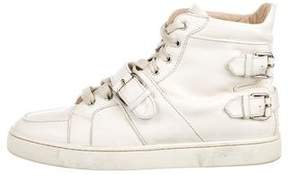 Christian Louboutin Mickael Leather Sneakers